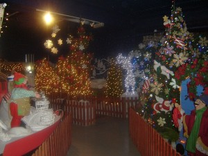 Lewis's Grotto 2010