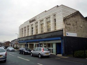 Burton building, Jarrow (12 Jan 2011). Photograph by Graham Soult