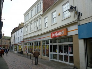 Iceland, Hexham (1 Jan 2011). Photograph by Graham Soult