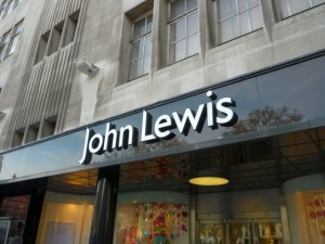 John Lewis Oxford Street, London. Photograph by Graham Soult