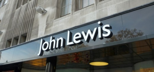 John Lewis Oxford Street, London. Photograph by Graham Soult