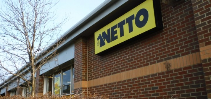 Netto, Birtley (24 Jan 2011). Photograph by Graham Soult