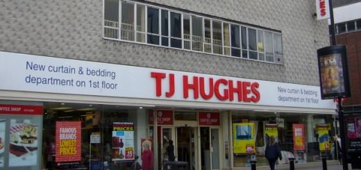 TJ Hughes, Sunderland (7 Sep 2009). Photograph by Graham Soult