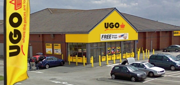 Artist's impression of Hartlepool UGO store