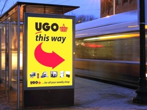 Example of proposed UGO marketing
