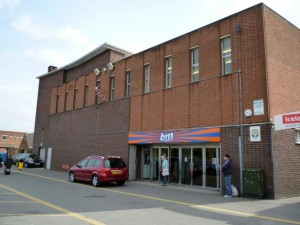Rear of former Woolworths (now B&M Bargains), Lichfield (19 Mar 2010). Photograph by Graham Soult