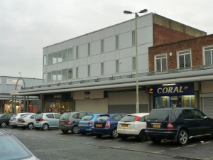 Former Woolworths, Grange Road, Jarrow (12 Jan 2011). Photograph by Graham Soult