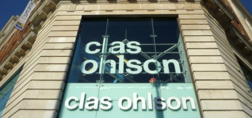 Clas Ohlson, Leeds (21 Jan 2011). Photograph by Graham Soult