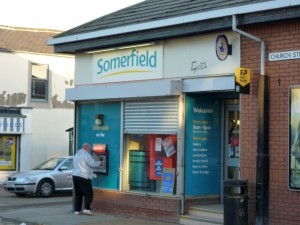 Somerfield, Seaham (1 Mar 2011). Photograph by Graham Soult