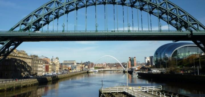 The iconic Tyne Bridge. Photograph by Graham Soult
