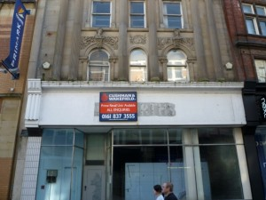 Former Woolworths at 18 Northgate, Darlington (1 Mar 2011). Photograph by Graham Soult