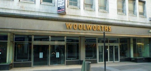 Former Woolworths, Clayton Street, Newcastle (2 Mar 2011). Photograph by Graham Soult