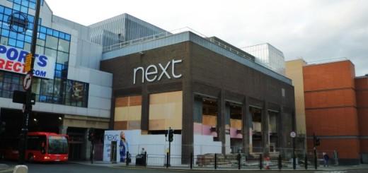New Next, Newcastle (14 Apr 2011). Photograph by Graham Soult
