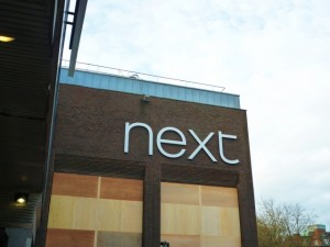 New Next, Newcastle (14 Apr 2011). Photograph by Graham Soult
