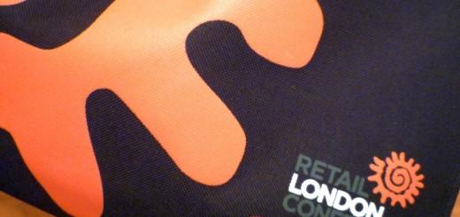 Retail London branding. Photograph by Graham Soult