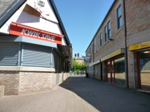 Former Kwik Save, Felling (17 Jun 2010). Photograph by Graham Soult