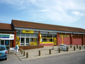 UGO store, Eston (4 May 2011). Photograph by Graham Soult