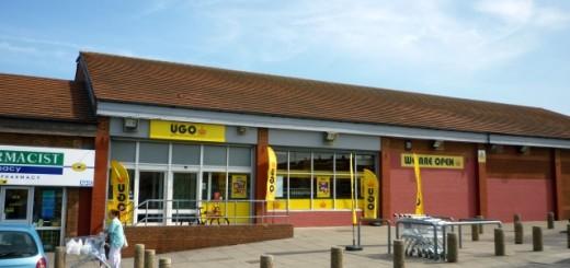 UGO store, Eston (4 May 2011). Photograph by Graham Soult