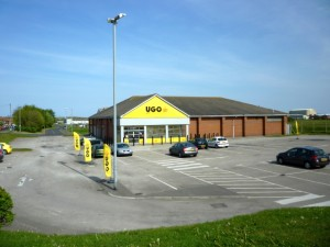 UGO store, Hartlepool (4 May 2011). Photograph by Graham Soult
