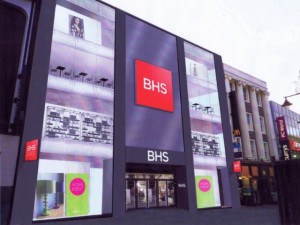 How the new BHS will look. Image by Dalziel & Pow