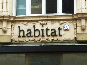 Habitat fascia, York (17 Jul 2010). Photograph by Graham Soult