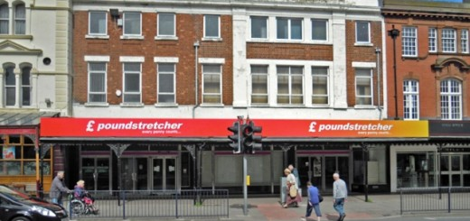 New Poundstretcher, Llandudno (8 Jun 2011). Photograph by Dave Roberts