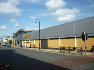 Morrisons, Byker (6 Jun 2011). Photograph by Graham Soult