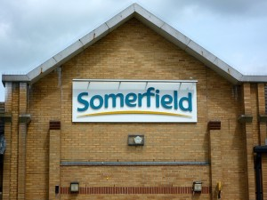 Former Somerfield, Adelaide Centre, Benwell (28 May 2010). Photograph by Graham Soult