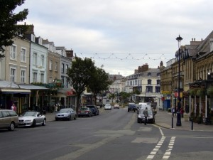 Upper Mostyn Street, Llandudno (25 Sep 2009). Photograph by Graham Soult