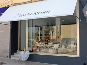 Amar Atelier, Moraira (17 Jun 2011). Photograph courtesy of Amar Atelier
