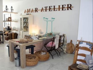 Amar Atelier, Moraira (15 Jun 2011). Photograph courtesy of Amar Atelier