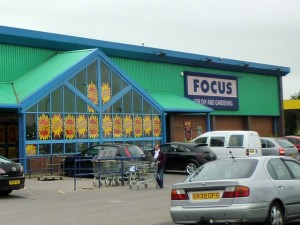 Focus, Consett (4 Jun 2011). Photograph by Graham Soult