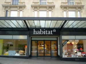 Habitat, Bristol (22 Feb 2011). Photograph by Graham Soult