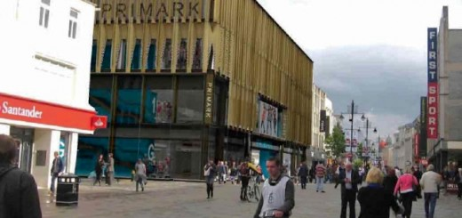 3DReid's proposal for the remodelled Primark/ex-BHS building