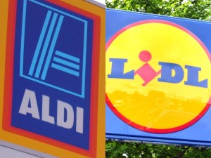 Aldi and Lidl continue to gain. Photograph by Graham Soult