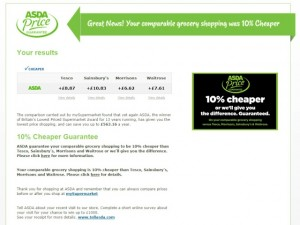 My shop *is* 10% cheaper (7 Aug 2011)