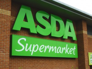 Asda Supermarket, Gateshead (8 Aug 2011). Photograph by Graham Soult