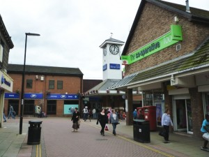 Co-op in North Shields (8 Aug 2011). Photograph by Graham Soult