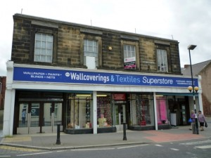 MIS store (former Woolworths), North Shields (8 Aug 2011). Photograph by Graham Soult