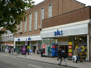 BHS Exeter (6 Sep 2011). Photograph by Graham Soult