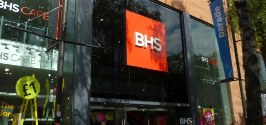 New BHS, Swindon (11 Sep 2011). Photograph by Graham Soult