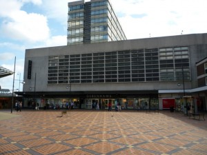 Debenhams, Swindon (11 Sep 2011). Photograph by Graham Soult