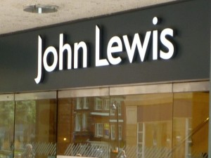 John Lewis fascia. Photograph by Graham Soult