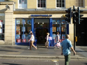 Existing Poundworld, Grainger Street, Newcastle. Photograph by Graham Soult