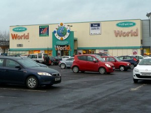 Mothercare World - and once-mooted Best Buy site - at Team Valley, Gateshead (31 Dec 2010). Photograph by Graham Soult