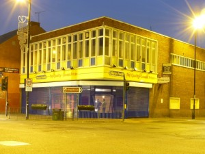 Soon-to-be Heron Foods, Wallsend (15 Nov 2011). Photograph by Graham Soult