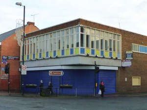 Former Woolworths, Wallsend (4 Nov 2011). Photograph by Graham Soult
