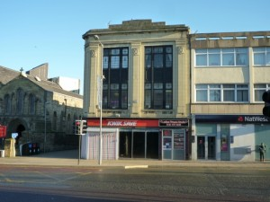 Former Kwik Save, Gateshead (18 Dec 2011). Photograph by Graham Soult