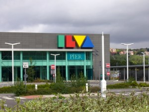 Former Ilva (now Metro Outlet), Gateshead (13 Sep 2009). Photograph by Graham Soult