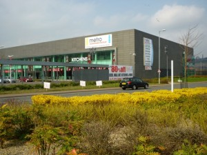 Established Metro Outlet, Gateshead (25 Mar 2011). Photograph by Graham Soult